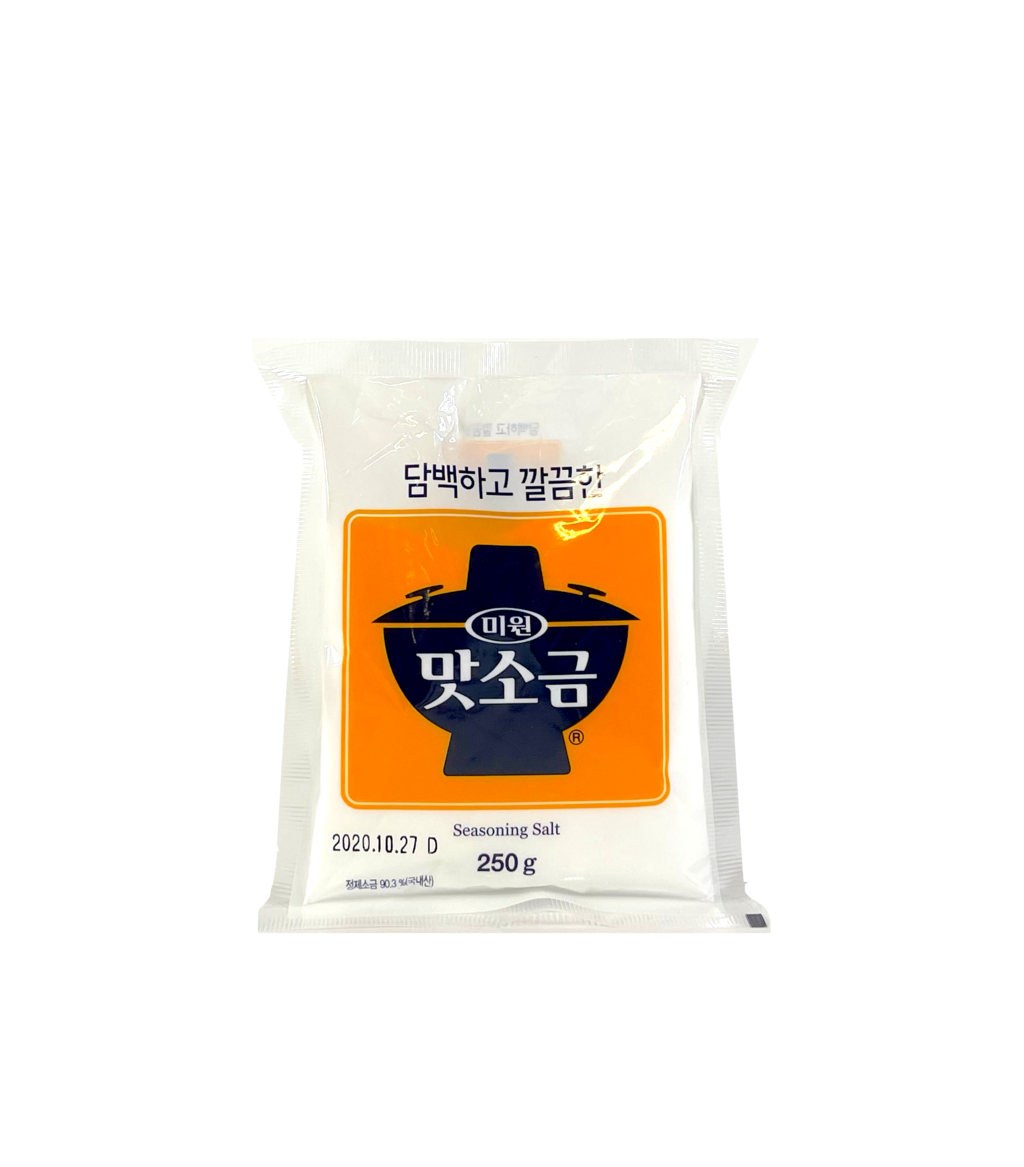 Seasoning Salt 250g CJW Korean