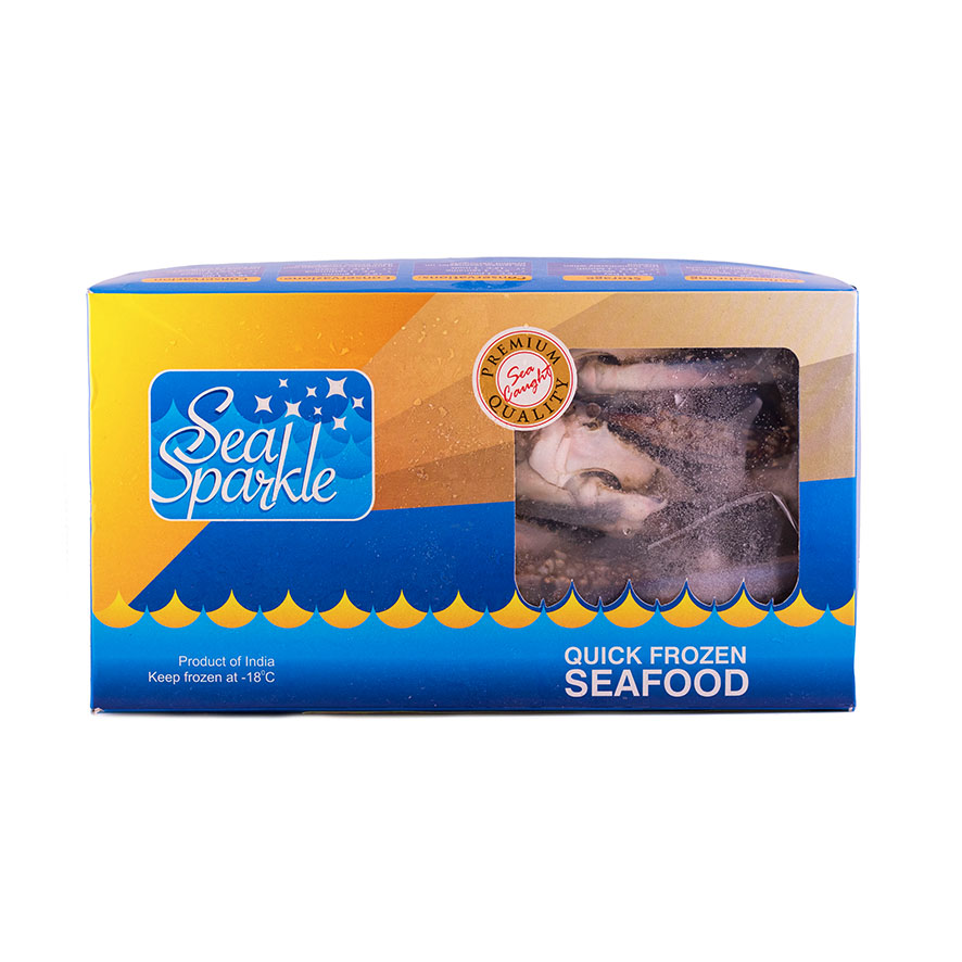 Krabba Blommigt Hel Netto:900g Sea Sparkle India