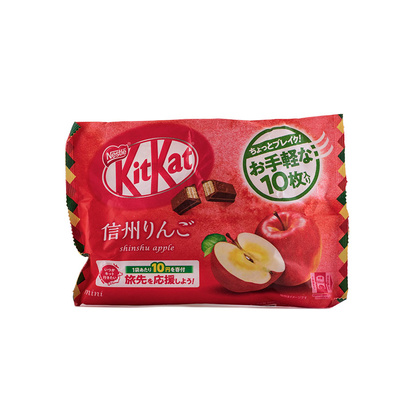 KitKat Shinshu Apple 99g Japan