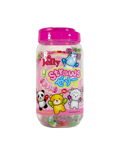Jelly Stick Frukt Smak 800g ABC Taiwan