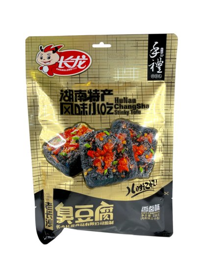 Marinerad Stickytofu 238g Chang Long Kina